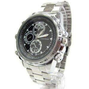腕時計型ビデオカメラ