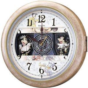 ミッキー&フレンズ電波時計.jpg